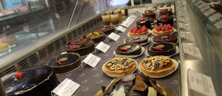 Una sbirciata sulle creazioni di pasticceria Enrico Rizzi - Milano