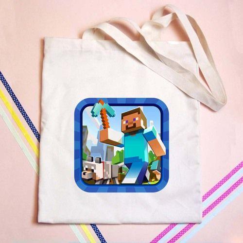 Minecraft Tote bag - GOGOLFNW.COM