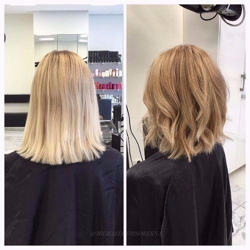 Asche Blonde Haare Ideen Für alle Längen
