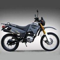 200cc Super Enduro Dirt Bike