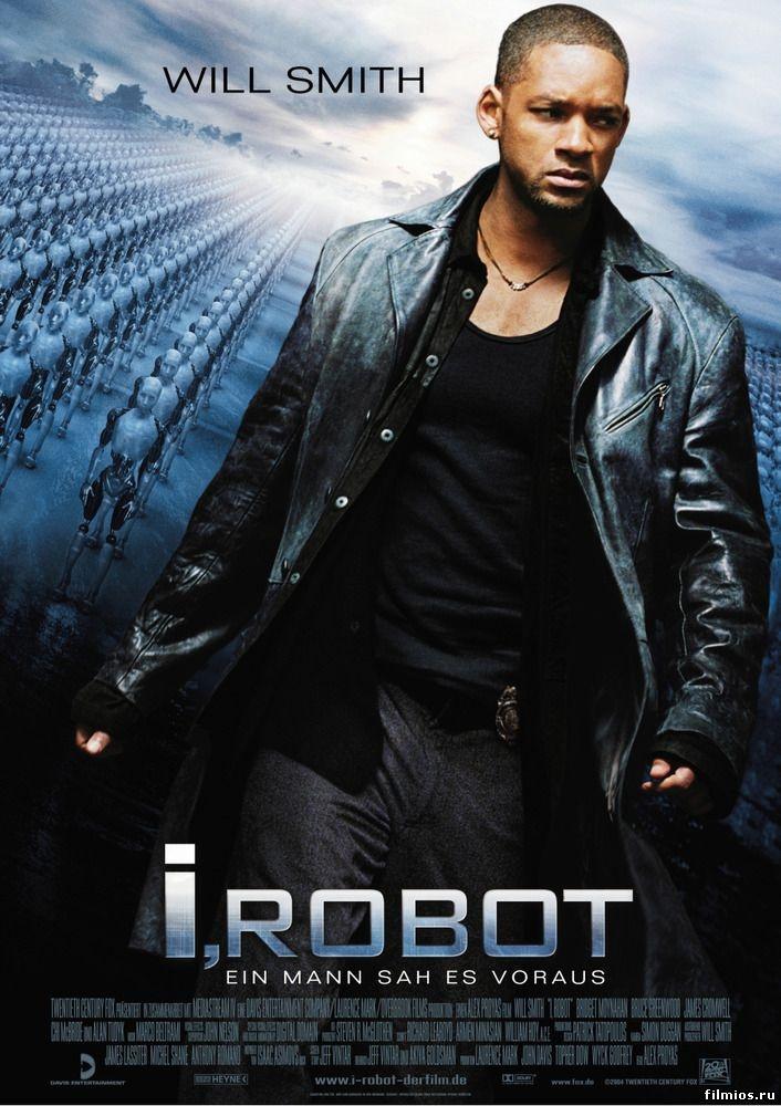 I, Robot [2004] | Favourite Movies Ever | Pinterest