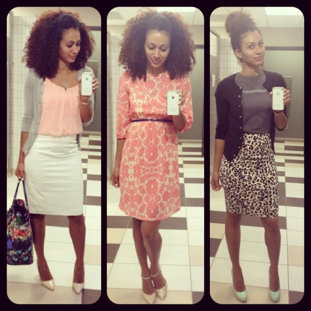 cute business casual outfits; love the first two not so much the last one.