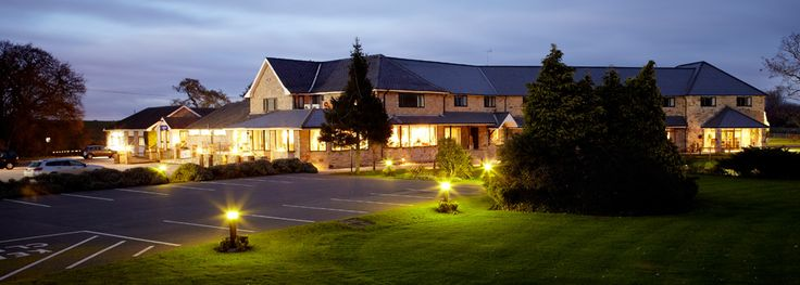 The Charnwood Hotel Blyth, where we got married 4/5/13