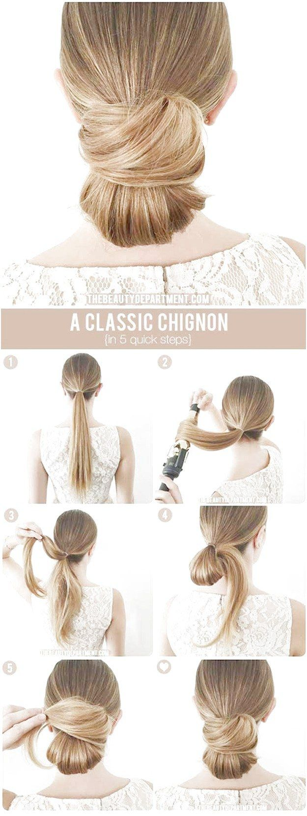 Wedding Hairstyles for Long Hair - Easy Pony Tail Updo - Wedding Hairstyles for Long Hair Bridesmaid - Looking For The Perfect Updo Or Half Up For You...