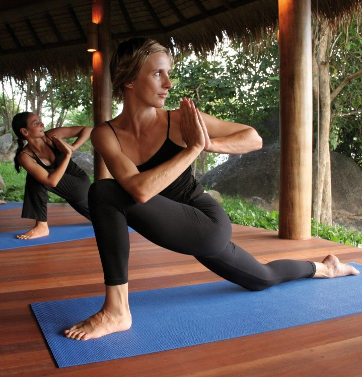 Yoga is the fountain of youth. You're only as young as your spine is flexible, and one of our yoga holidays is the perfect way to ensure you're on the right track.