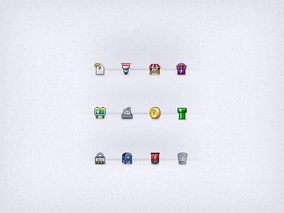 Some 16x16 icons