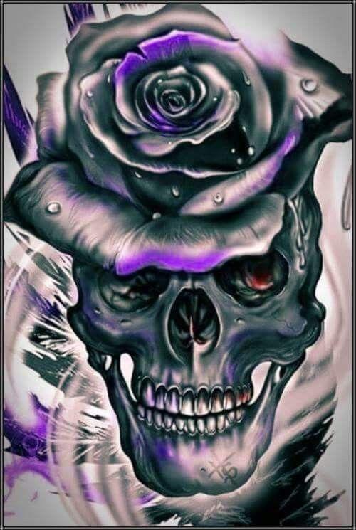 My Purple Rose Fedora!