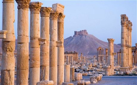 Syria three years on: what for the future of tourism? - Telegraph