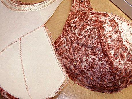sewing a bra