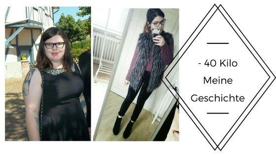 Meine abnehmgeschichte -40 Kilo und was dieses mit meiner fructoseintoleranz zutun hat