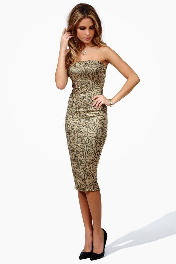 Fantásticos Vestidos de fiesta para toda ocasión   Moda 2014