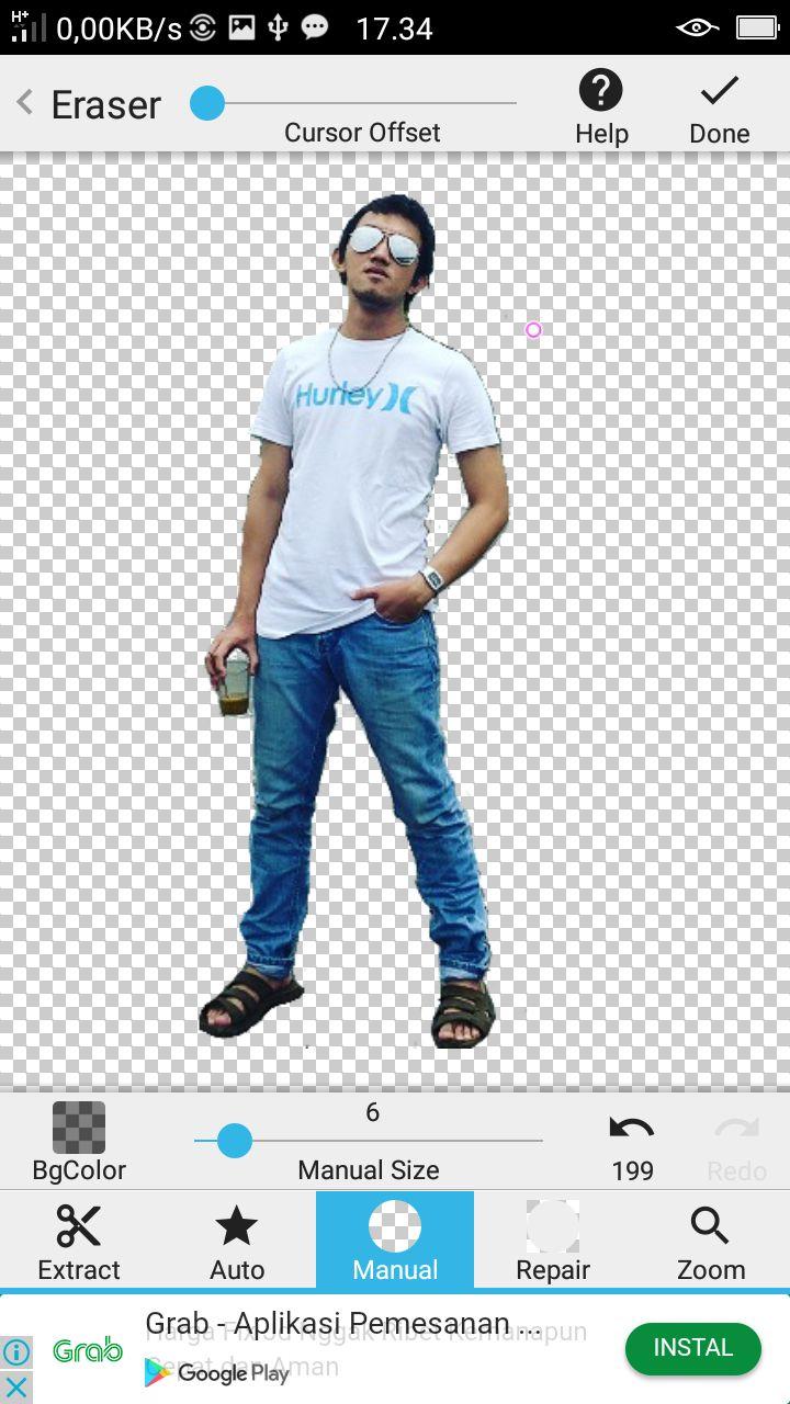 Cara Menghapus Latar Belakang Foto Dengan Background Eraser Gambar Latar Belakang Pengeditan Foto