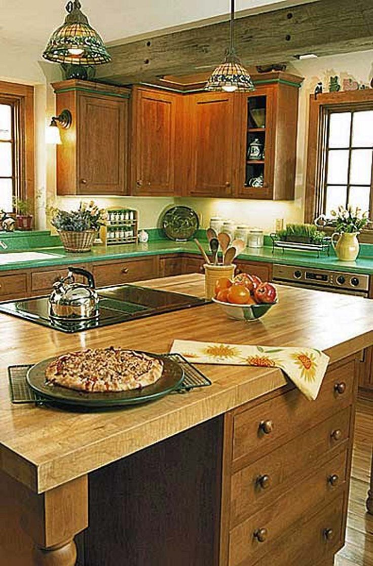 20 best images about small rustic kitchen design ideas on pinterest design natural and photos Rustic kitchen ideas for small kitchens