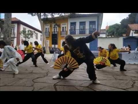 V Dia Mundial do Tai Chi Chuan e Tchikung em Mariana