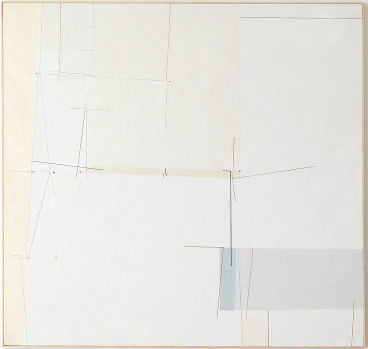 Tomás Maldonado Development of 14 Themes 1951-52 Oil on canvas 200.3 x 210.2 cm