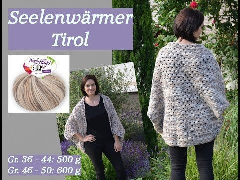 47 best Seelenwärmer häkeln images on Pinterest | Kleidung häkeln ...