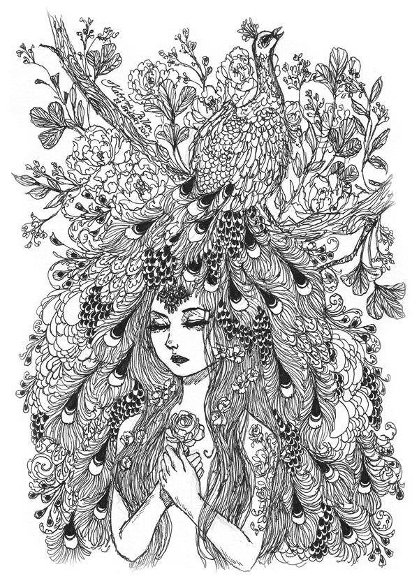 my first thought the perfect zentangle for cindy denise and tina my second thought ewwwdo you know how much those birds poop adult coloring pages