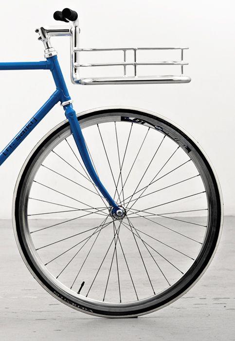 the Bike Porter – an integrated handlebar and basket.: Bicycles Baskets, Copenhagen, Bikeporter, Sr. Porter, Baskets Cases, Beautiful Bike, Bike Baskets, Bicycles Racks, Bike Porter
