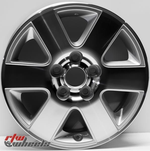 "16"" Toyota Sienna oem replica wheels 2004-2008  for rims 69444 - https://www.rtwwheels.com/store/shop/16-toyota-sienna-oem-replica-wheels-for-sale-rims-aly69444u10n/"