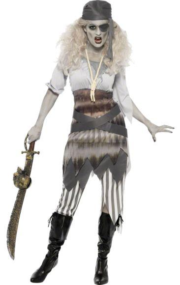Women's Pirate Halloween Costume | Jokers Masquerade