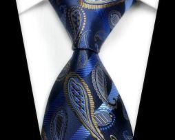 Luxusná spoločenská kravata s ozdobným motívom http://www.luxusne-doplnky.eu