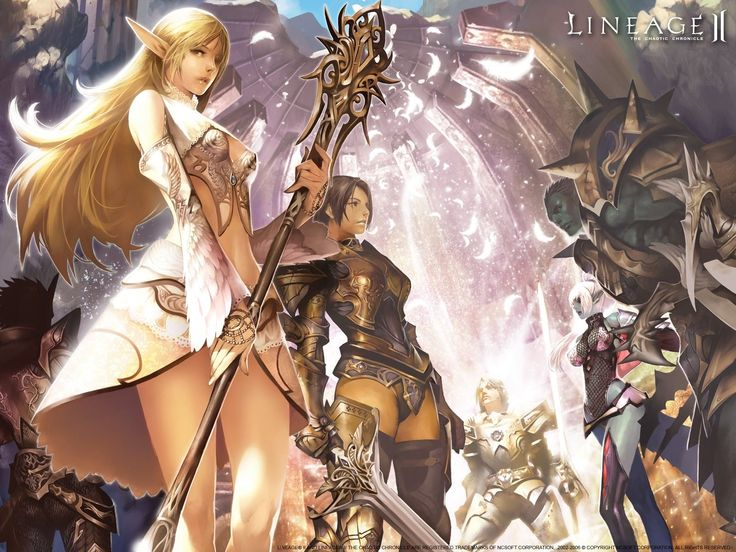 Awesome lineage pic - lineage category