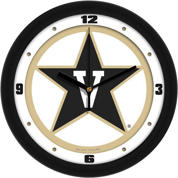 Mens Vanderbilt Commodores - Traditional Wall Clock