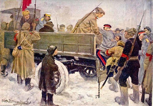 Новости: Военная форма красных и белых времен Гражданской в...