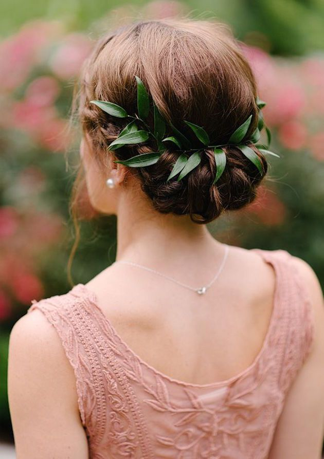 Gibson Roll   Tucked Upstyle   Wedding Hair Inspiration   Bridal Musings Wedding Blog 10