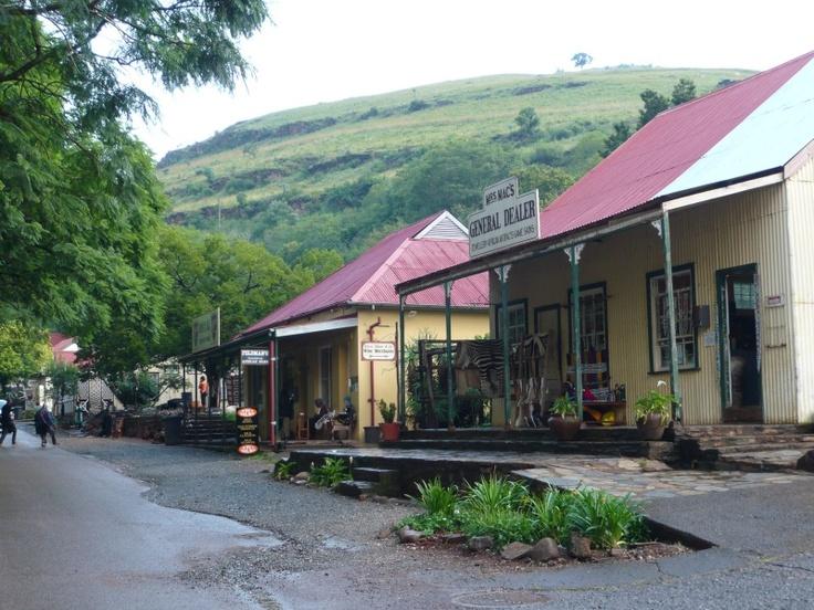 Pilgrim's ResPilgrim's rest, South Africa