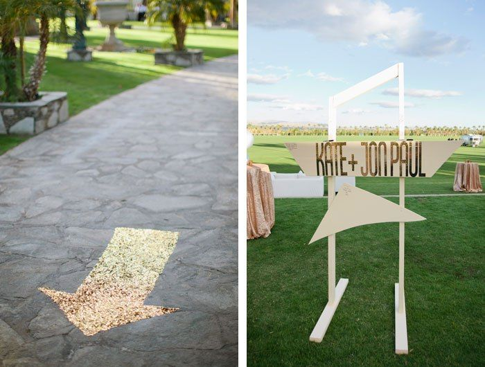 PALM SPRINGS WEDDING: MODERN GLAM AT THE EMPIRE POLO CLUB|Palm Springs Style