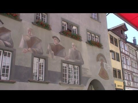The Medieval City of Feldkirch - Austria - YouTube