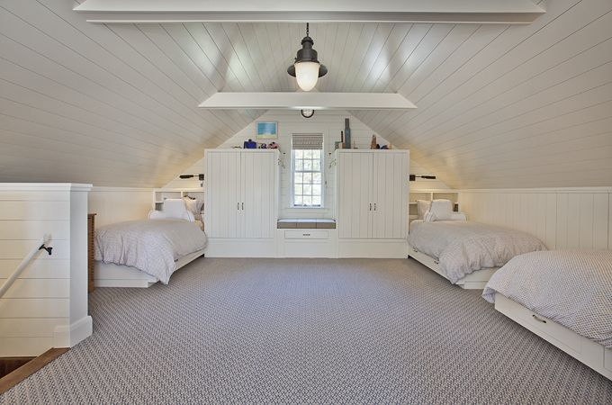 Rooms Bunks N S Room Home Organizing Open Living Living Spaces Attic