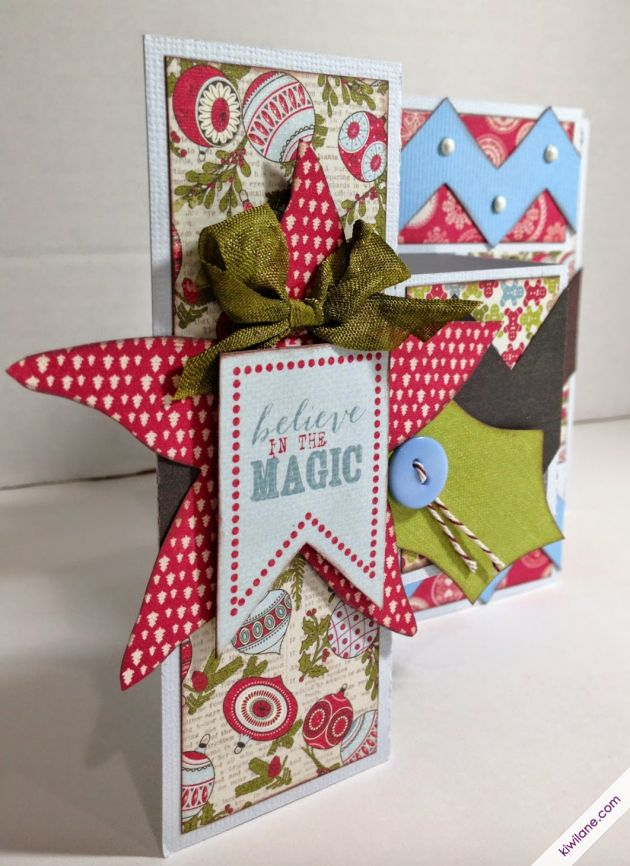 Learn how to use your Kiwi Lane designer templates when creating 3D Cards.