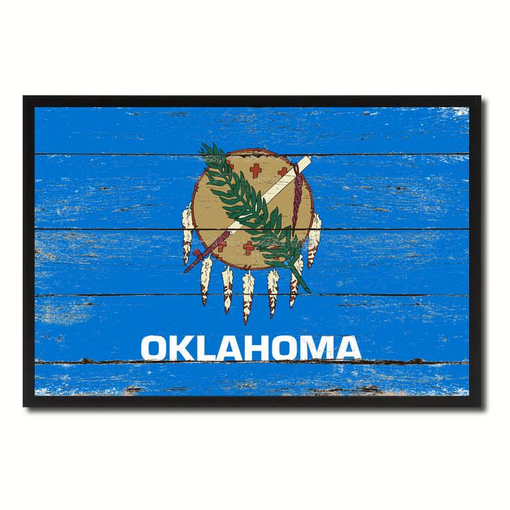17 Best Ideas About Oklahoma Flag On Pinterest