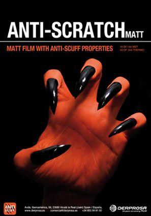 AntiScratchMatt  #antiscratch #reinventingfilm