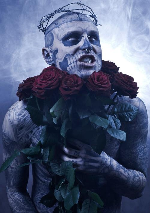 Zombie boy for FACTICE
