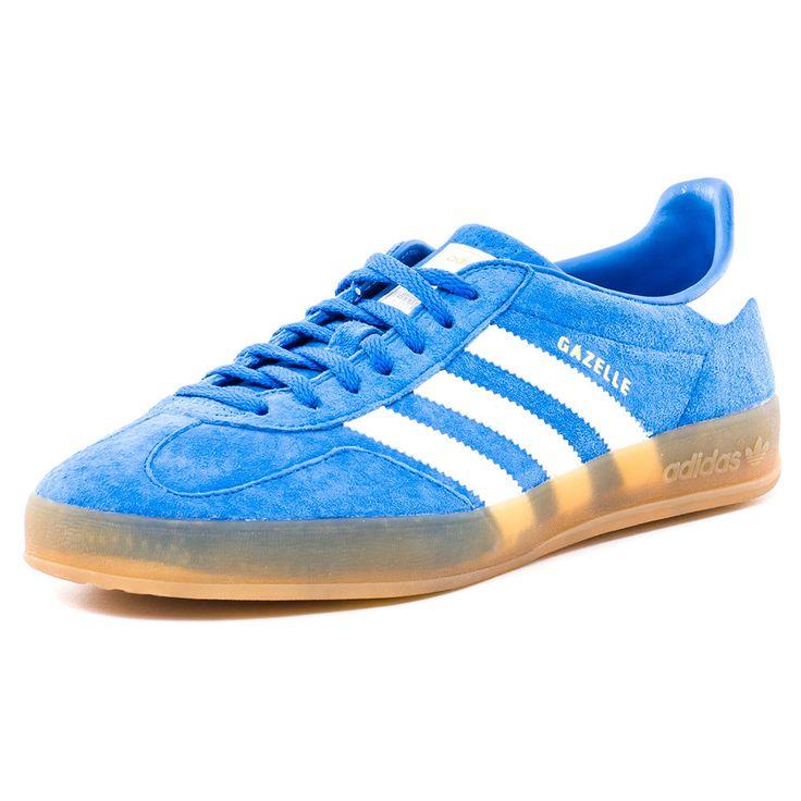 adidas gazelle indoor mens trainers in navy blue nz
