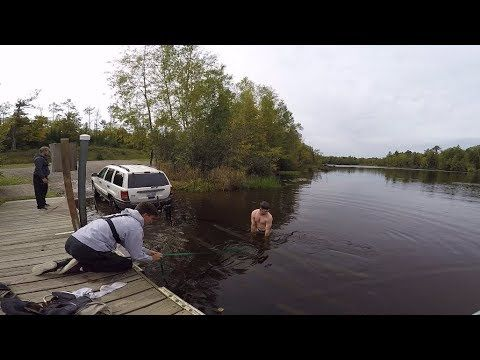 "Boat Ramp FAIL.. MTB Challenge In The Northwoods!  ||  Fishing in the rain today for a MTB Challenge vs Rob and Peric, crazy how cold it already is in the Northwoods! Check out Mystery Tackle Box and use Code ""CH... https://www.youtube.com/watch?v=kWE6QcJM3rY"