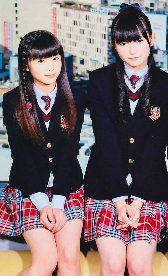 So it's Su-Metal and....damnit <<< Yeah, Damnit-chan is my favourite member of SG too.
