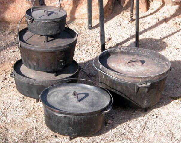 Makes me miss camping. I LOVE my dutch oven. Takes camping to another level.