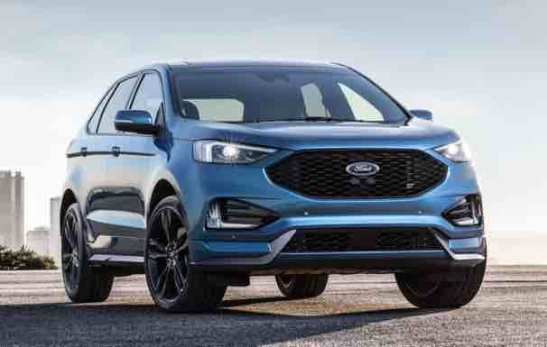 2019 Ford Explorer St Release Date With Images Ford Edge Ford