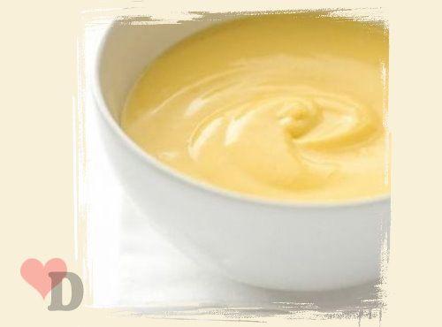 Crema proteica alla vaniglia