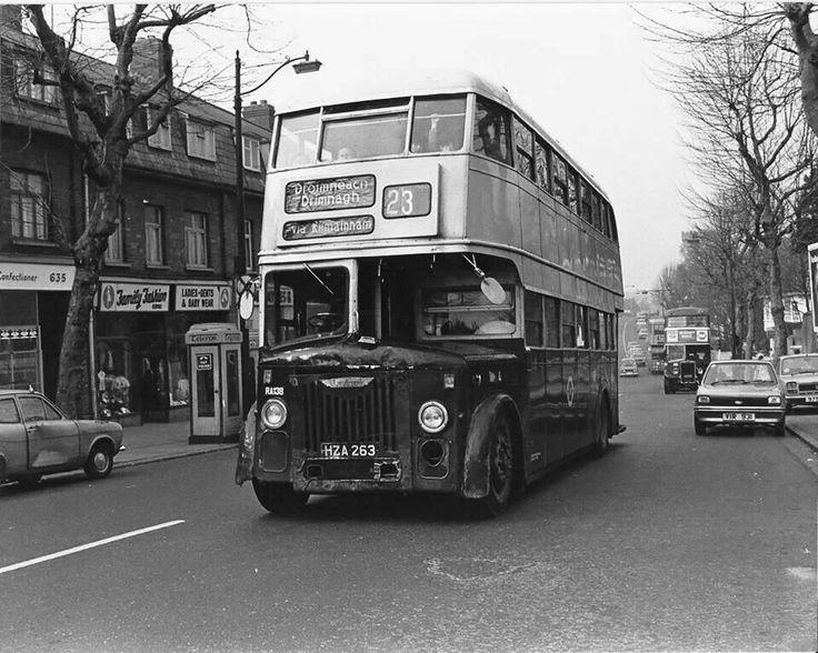 Drimnagh Bus