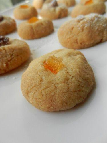 Biscuits de Noël suédois - Drömmar
