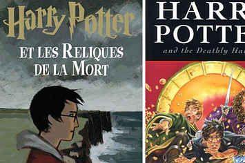 19 anecdotes étonnantes sur la traduction française de Harry Potter