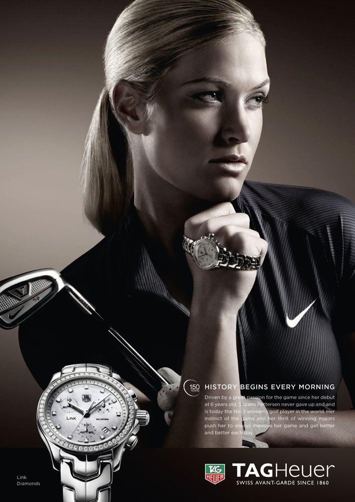 TAG Heuer   Maria Sharapova Don't Crack Under Pressure ...