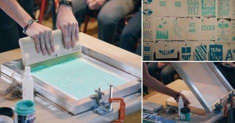 Cómo+estampar+tus+propios+diseños+haciendo+serigrafía