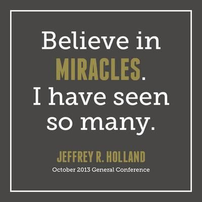 Elder Jeffery R. Holland | More viral quotes from LDS general conference | Deseret News
