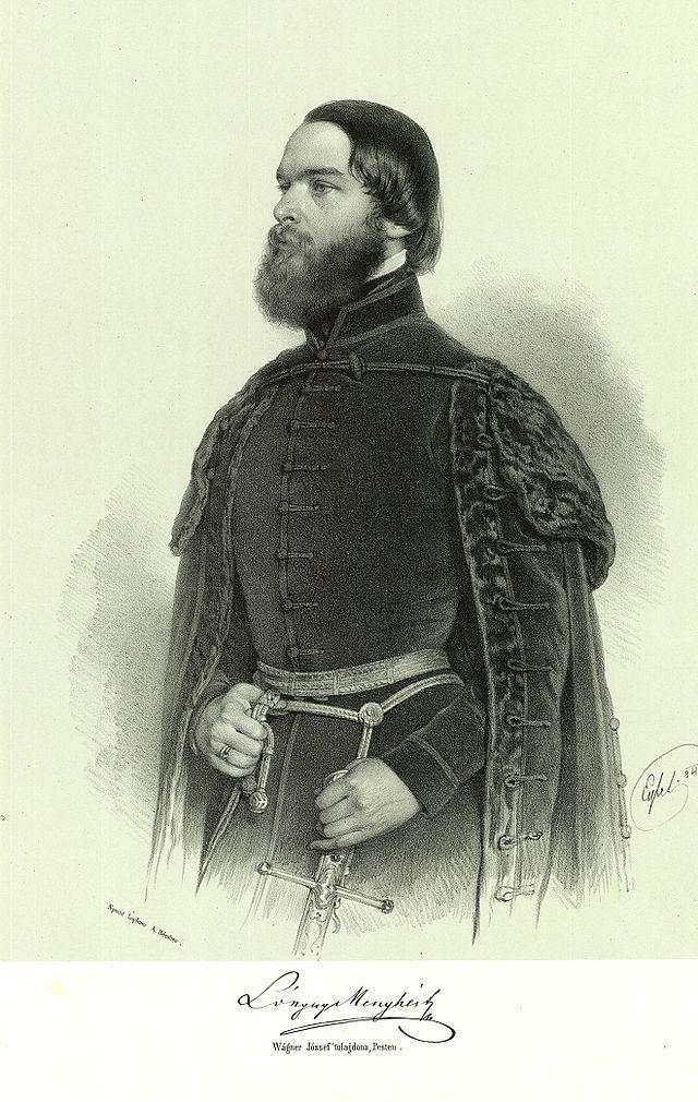 Dr. nagylónyai és vásárosnaményi gróf Lónyay Menyhért (Nagylónya, Bereg vármegye, 1822. január 6. – Budapest, 1884. november 3.) politikus, miniszterelnök, publicista, a Magyar Tudományos Akadémia tagja, elnöke 1871-től 1884-ig; 1871. augusztus 3-ától gróf.